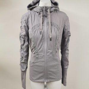 Lululemon Dance Studio Reversible Jacket Size 6